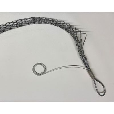 Cable pulling sock galvanized
